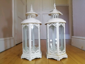Two Candle Lanterns