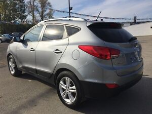 2011 HYUNDAI TUCSON GLS * POWER GROUP * LEATHER/CLOTH * BLUETOOT London Ontario image 4