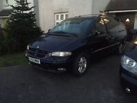 1999 Chrysler Grand Voyager