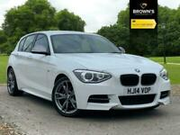 2014 BMW 1 Series 3.0 M135i Sports Hatch (s/s) 5dr Hatchback Petrol Manual