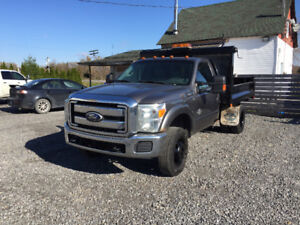 Ford f350 dompeur 2011