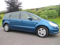 2008 Ford S-MAX 1.8TDCi Zetec 6 speed ** 7 SEATS **125 BHP**