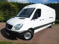 2013 Mercedes-Benz Sprinter 313 2.1 CDI LWB HIGH ROOF PANEL VAN
