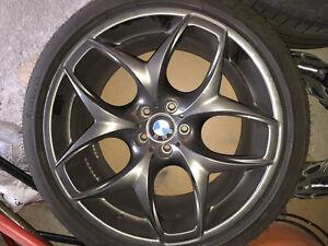 BMW Rims for X5, X6 OEM