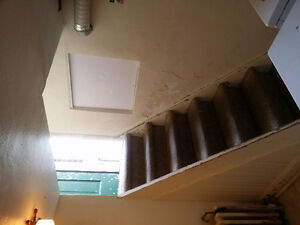 Basement room  for rent from June 1st