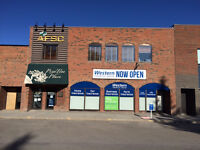 2 Recently Renovated Office Spaces - High River