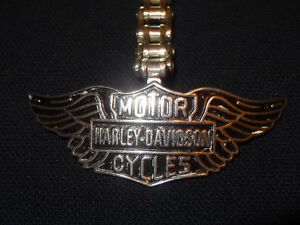 Harley Davidson Silver Key Chain Downtown-West End Greater Vancouver Area image 2