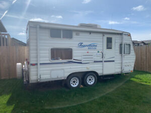 2005 Travelaire Rustler RT185- 21ft bumper to hitch