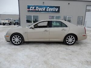 2006 Cadillac STS AWD Lthr Roof Nav Low Kms Sedan