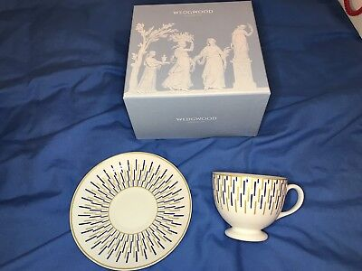 Britannia P&O Cruises Maiden Voyage Cup and Saucer with Box.
