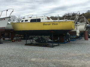 26' Grampian Sailboat - Reduced Price- Must Sell