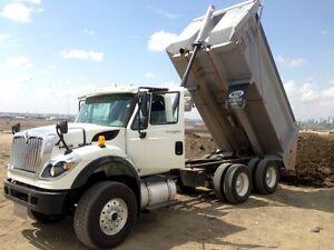 2011 International WorkStar Dump Truck