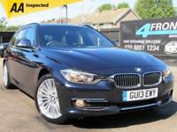 2013 BMW 3 SERIES 318D 2.0 DIESEL LUXURY TOURING ESTATE AUTOMATIC ESTATE DIESEL
