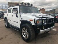 2007 56 HUMMER H2 6.0 H2 SUT PICK UP-RIGHT HAND DRIVE-RHD BOSE