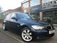 2008 BMW 318 2.0TD D Edition ES 08 REG Diesel Blue