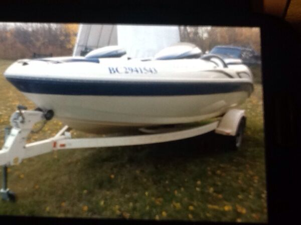 Used 2002 Sea Doo/BRP Challenger