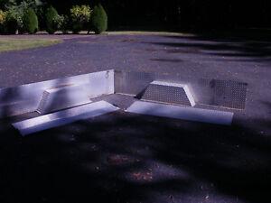 Checkerplate Aluminum Box Liner $100