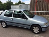 Peugeot 106 Independence for sale