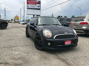 2012 MINI Cooper Baker Street Edition, Fully Loaded, Warranty