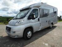 Burstner Travelvan T620G 3 berth rear bed coachbuilt motorhome for sale ref16083