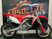 HONDA CRF 450 CRF450R 2018 - FINANCE & DELIVERY AVAILABLE