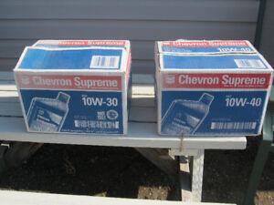 10w-30 &10w-40 oil-$3/litre