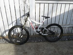 2010 Norco DH Bike Plus Armour