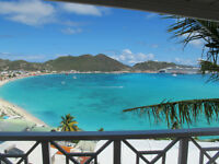 Gorgeous View of Great Bay, Sint Maarten