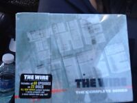 The Wire complete series brand new and sealed