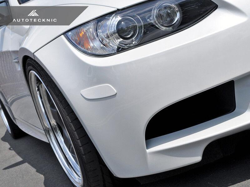 AUTOTECKNIC USDM PAINTED BUMPER REFLECTORS - BMW 2008-2013 E90 E92 E93 M3 ONLY