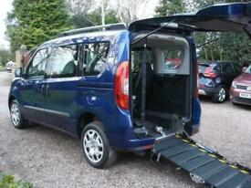 image for Fiat Doblo 1.6MultiJet Euro 6 Easy Air Wheelchair Access Vehicle Mobility