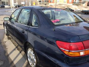 2000 Saturn LS1! Only 91236km, No Rust, 1800$ Negotiable