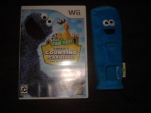 123 Sesame Street Cookie's Counting Carnival