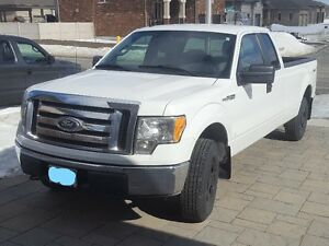 RARE 2009 Ford F-150 XLT HD Pickup Truck with 8ft. Box!