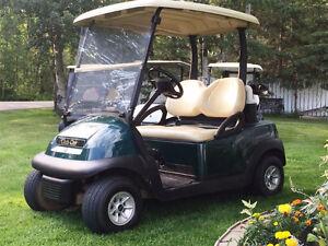 2009 Club Car Precedent Electric Golf Cart Edmonton Edmonton Area image 3