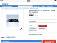 Price Reduced!  Kenmore cooktop
