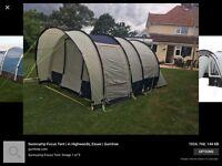 Suncamp focus tent