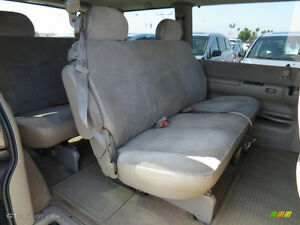 Rear Seats for Chevy Astro Van (2005)