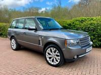 2009 Land Rover Range Rover 3.6 TDV8 Vogue Grey Autobiography Facelift Diesel SE