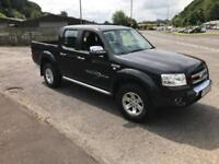 Ford Ranger Thunder 4x4 Dc NO VAT! DIESEL MANUAL 2009/09