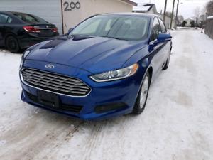 Private Sale.  2016 Ford Fusion SE. Ecoboost