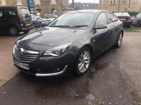 Vauxhall Insignia 2.0CDTi ( 120ps ) ecoFLEX ( s/s ) SRi 5 DOOR - 2013 63-REG -