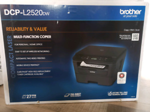 Brother Printers, Brand new