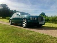 2001 Bentley Arnage Red Label 4dr Auto 1 OWNER from new only 16000 miles rece...