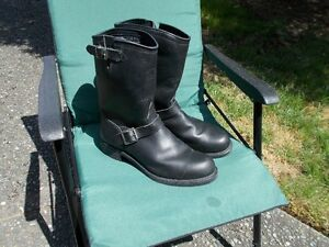 Canada West Biker Boots - Size 12