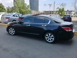 2008 Honda Accord EXL V6. With winter tires. Clean!
