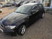 BMW 118 2.0TD 2009MY d Sport