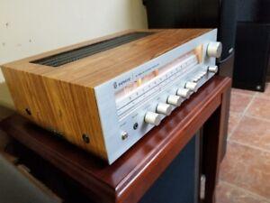 Ampli/Récepteur Sherwood S-7450 CP Vintage Stereo Receiver.