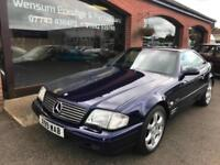 2000 MERCEDES BENZ 320SL AUTO LIMITED EDITION
