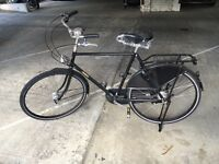 Near new Pashley bicycle